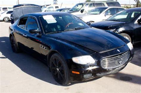 06 Maserati Quattroporte by 06 Maserati Quattroporte M139 Starter Motor 2280009970