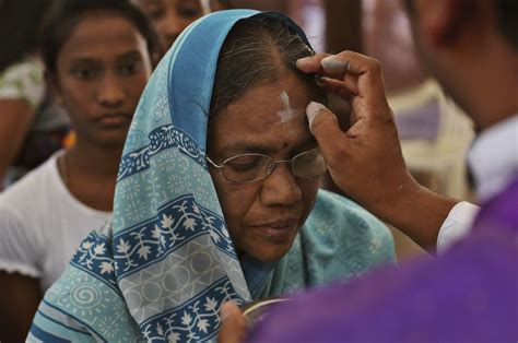 Cross On Forehead Meaning Ash Wednesday Explained The Meaning The Dust