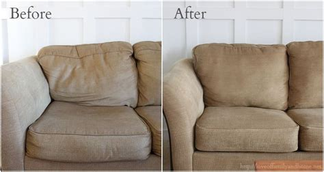 take this sofa take that old worn out sofa make it look new again an