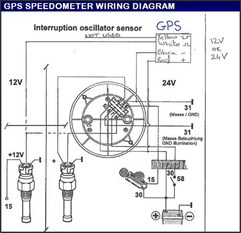 vdo fuel wiring diagram 28 images vdo performance