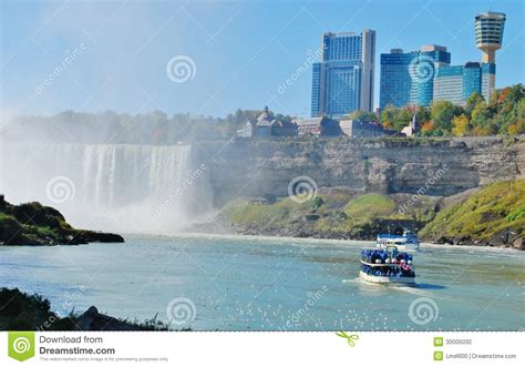 niagara falls boat tour canada price maid of the mist boat tour editorial photography image