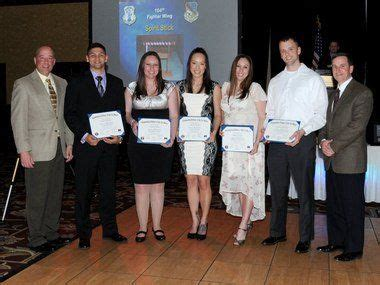 air force awards banquet air national guard s 104th fighter wing holds 39th annual