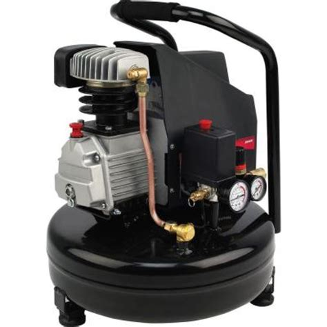 all power 4 gal portable electric pancake air compressor