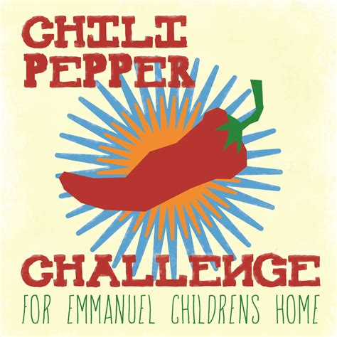 the pepper challenge chili pepper challenge emmanuel kingdom