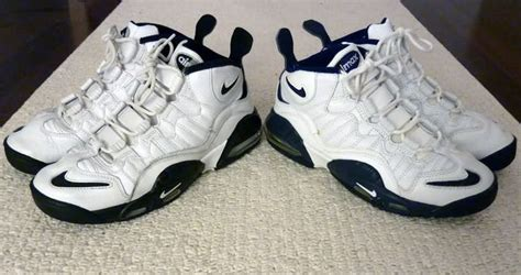 chris webber basketball shoes og chris webber nike air max sensation s in black and