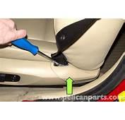 BMW E90 Seat Removal And Replacement  E91 E92 E93