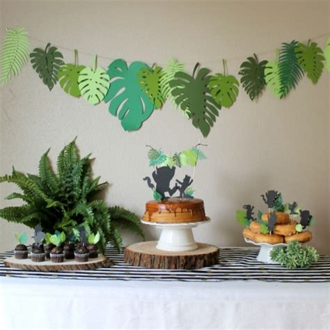 wild  silhouette  leaf package frolic  frills