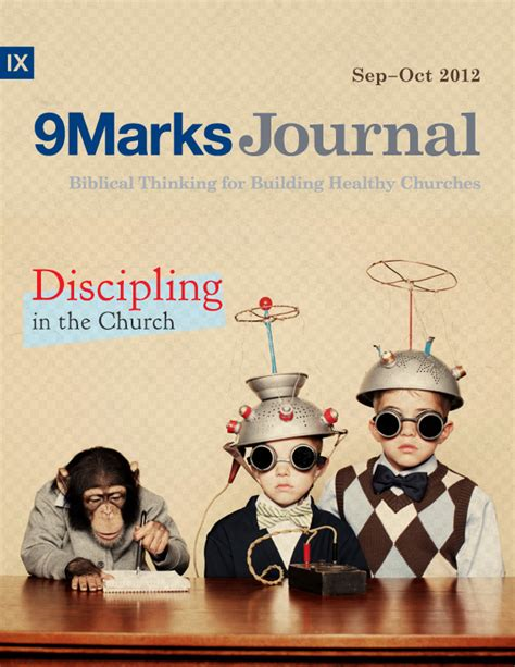 discipling in the church 9marks