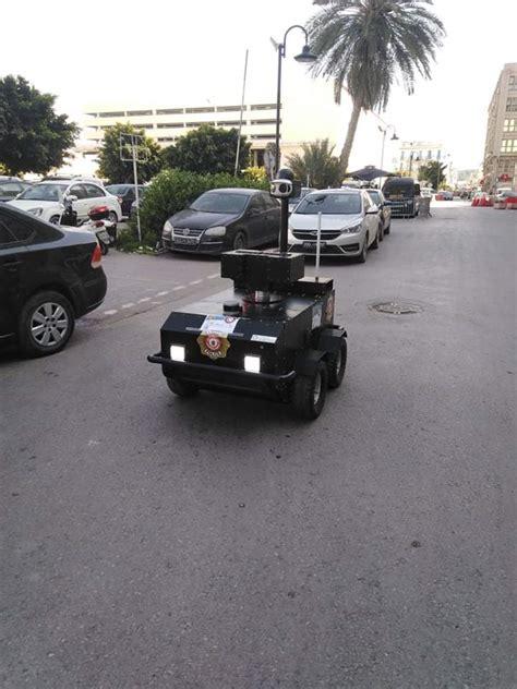 tunisia    tunisia pguard  security robot