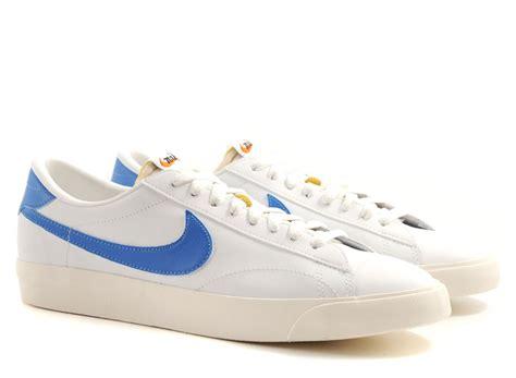 Nike Tennis Classic by Nike Tennis Classic Ac Vintage Summit White Dynamic Blue
