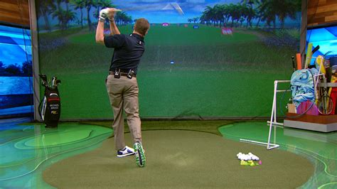 michael breed golf swing michael breed s quick fix heel your swing tip golf channel