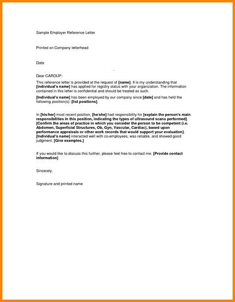 Letter Of Recommendation Research Supervisor 3 reference letter from supervisor commerce invoice