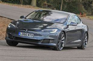 Tesla Model S Uk Tesla Model S Review 2017 Autocar