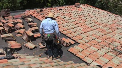 Tile Roof Installation Tile Roof Tile Roof Lifetime