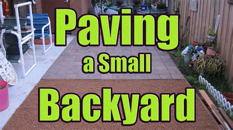 Laying Gravel In Backyard Laying Pavers On Sand Or Gravel Paving Backyard With