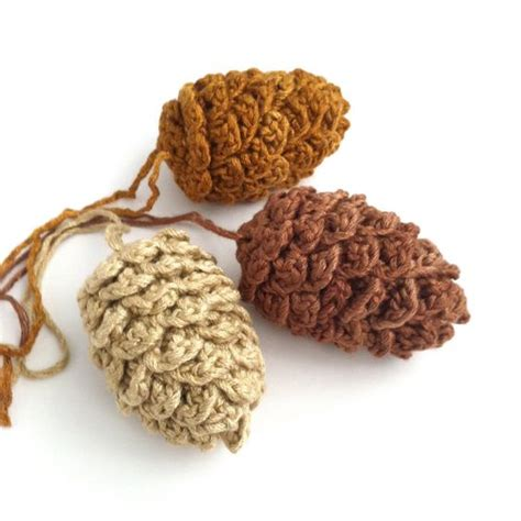 fir cone decorations pair of pine cone decorations fir cones pinecones twig