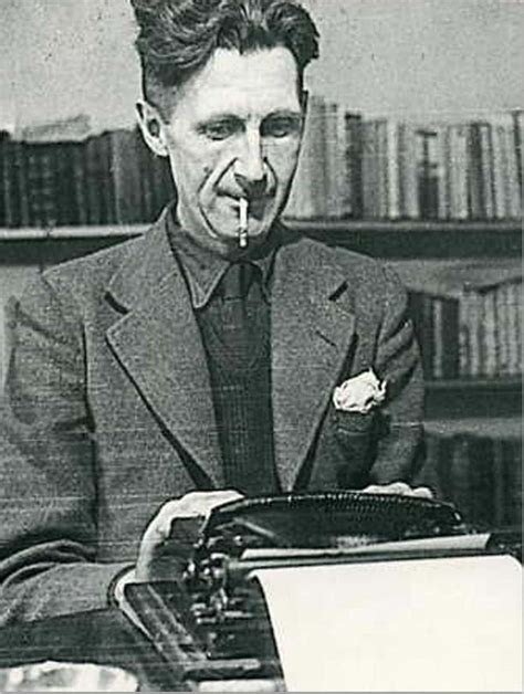 george orwell quick biography the quick 10 10 authors and their typewriters mental floss
