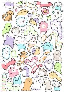 doodle cat drawing 34 best doodles images on drawings kawaii