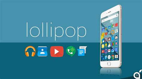 android lollipop phones come impostare android lollipop su iphone 6 e iphone 6 plus guida ispazio