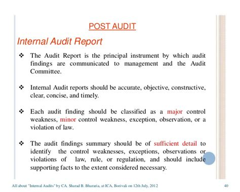audit terms of reference template all about of audit by ca sharad b bhararia at ica