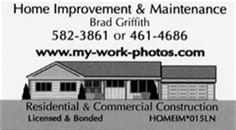 home improvement construction remodels additions in sequim