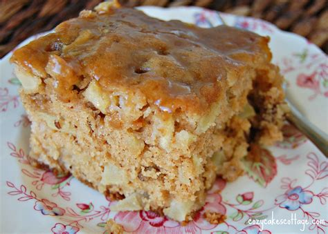 apple cake madeline s paris apple cake with brown sugar glaze