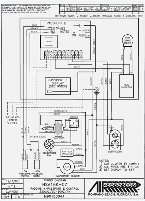 schematic wiring diagram of aircon circuit and