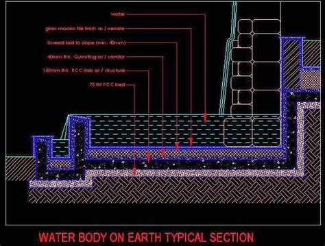House Floor Plan Software Water Body On Earth Section Plan N Design