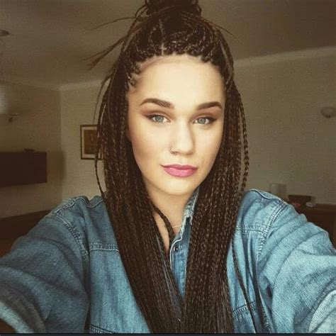 box braids thin hair 80 great box braids styles for every occasion