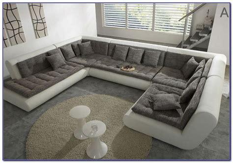 leather u shaped sectional sofa best 25 u shaped sectional ideas on u shaped
