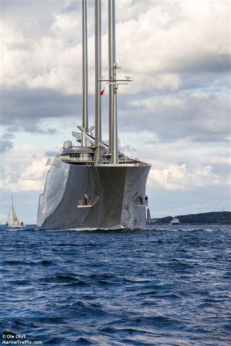 sailingyachta  yacht charter superyacht news