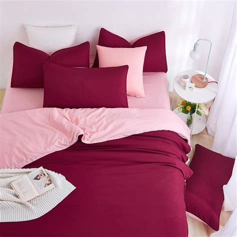 Wine Colored Quilt Comforters King Promotion Shop For Promotional