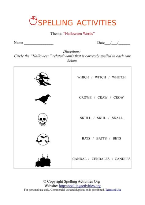 printable spelling games lesson plans spelling activities for kids free printable spelling