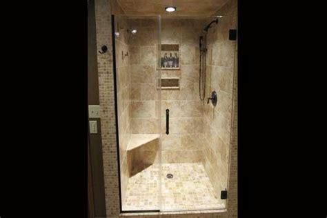 cabina doccia in muratura spa domestica per la cura corpo