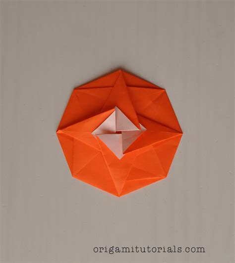 How To Make A Paper Octagon - origami octagon 28 images how to make an octagon