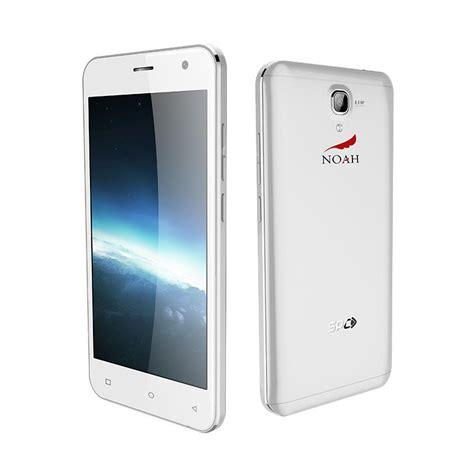 Spc Noah 5 Inches Android Marshmallow Ram 1 Gb Rom 8 Gb jual spc noah s12 mercury smartphone silver