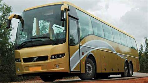 volvo plans  double deckervestibule buses