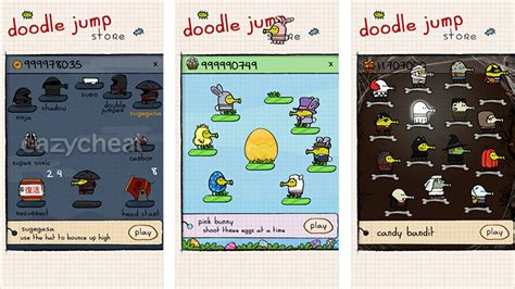 cheats on doodle jump doodle jump v3 9 3 easiest way to android