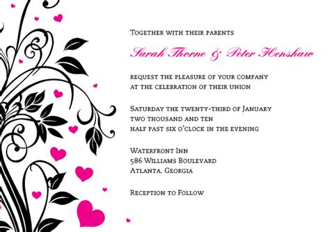 marriage invitation design design wedding invitations theruntime