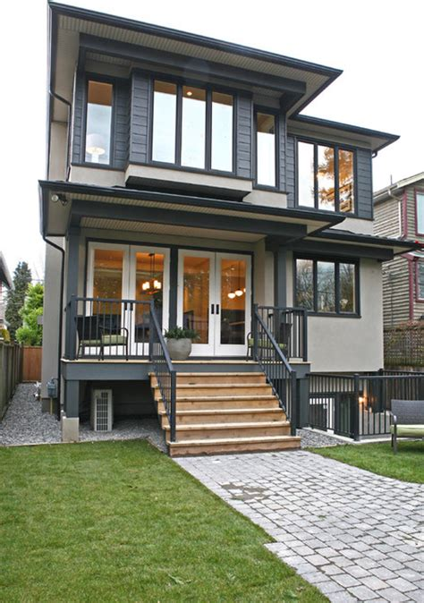 oh custom 4 contemporary exterior other metro by odenza homes ltd
