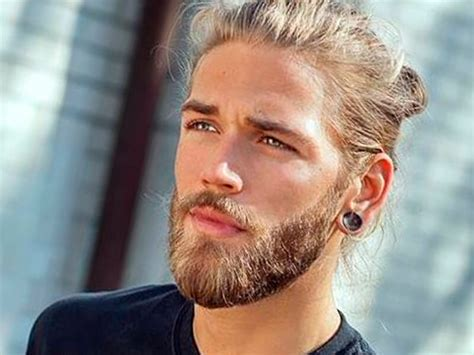 guys hairstyles with beards beard styles for men