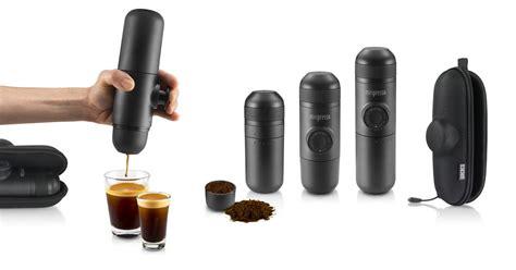Minipresso Gr Manual Espresso Maker Wacaco wacaco wacaco minipresso powered portable