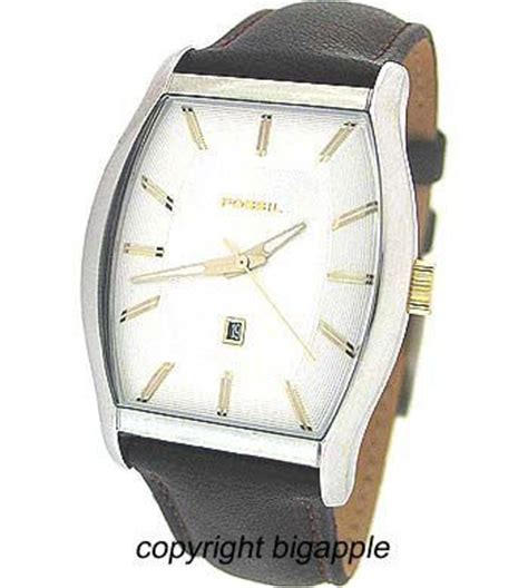 Fossil 4454 Womans fossil fs4454 691464302054 fossil date 50m brown