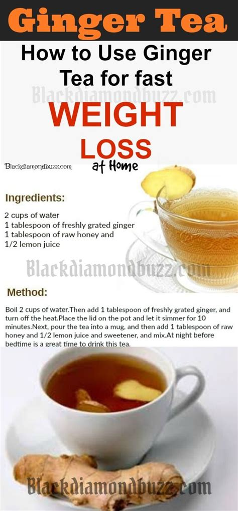 How To Make Weight Loss Detox Tea by Weight Loss Drink Recipe Home Besto