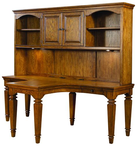 T Shaped Desk With Hutch E2 Harvest Dual T Desk And Hutch 13758 Office Furniture Home Office Furniture Desks