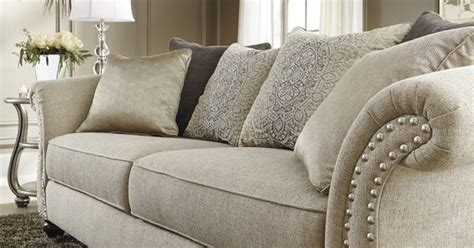 lemoore sofa and loveseat details of the ashley homestore lemoore sofa simply