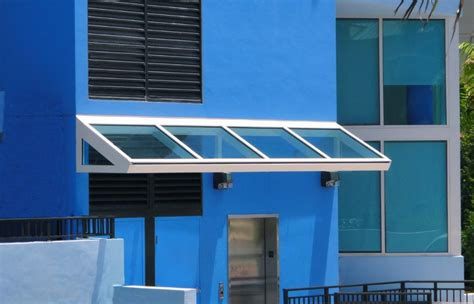 Glass Awning Glass Canopies