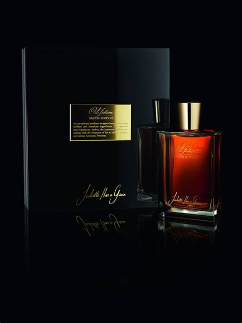 oil fiction juliette   gun perfume  fragrance
