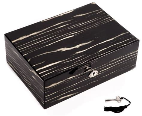 Fully Locking Jewelry Armoire by Fully Locking Wooden Jewelry Box