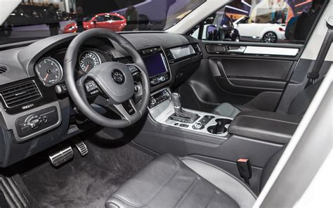 Vw Touareg R Line Interior by 2014 Volkswagen Touareg R Line Interior Car Interior Design